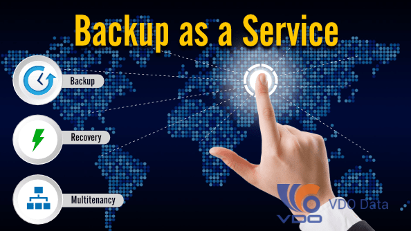 Dịch vụ Backup as a Service