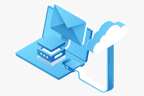 Thuê Cloud Email Server