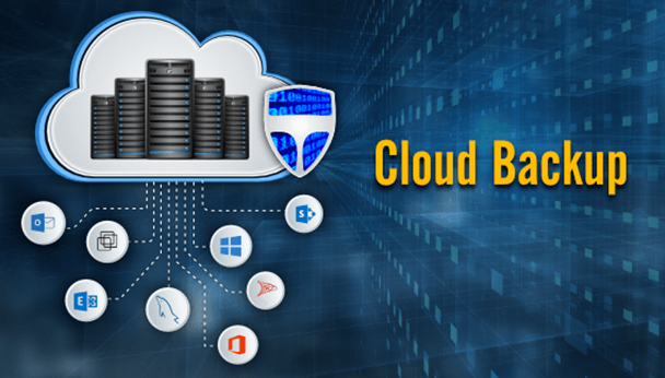 Thuê Cloud Backup
