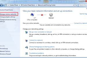 Cách khắc phục lỗi Unable to Connect to Wifi trên Windows