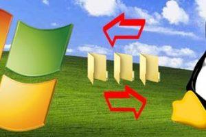Cách chia sẻ dữ liệu giữa 2 hệ điều hành Windows và Linux