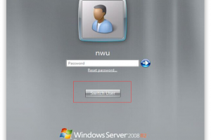 Cài đặt password cho windows server 2008 R2