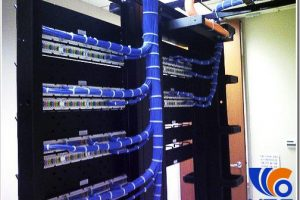 Patch panel và cách lắp đặt patch panel cho rack server