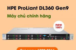 Lô máy chủ HP New 100% giá siêu HOT tại VDO Data