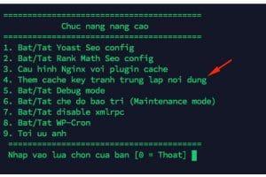 Hướng dẫn cấu hình Memcached trên Hostvn Scripts cho WordPress